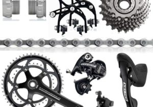 Campagnolo 10s groupset