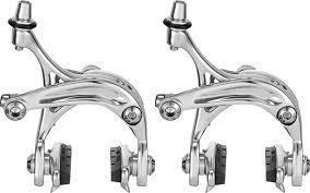 Campagnolo Centaur 11s silver brakes