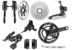 Campagnolo Super Record 12s Disc groupset
