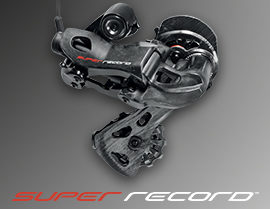 Campagnolo Super Record EPS 12s groupset